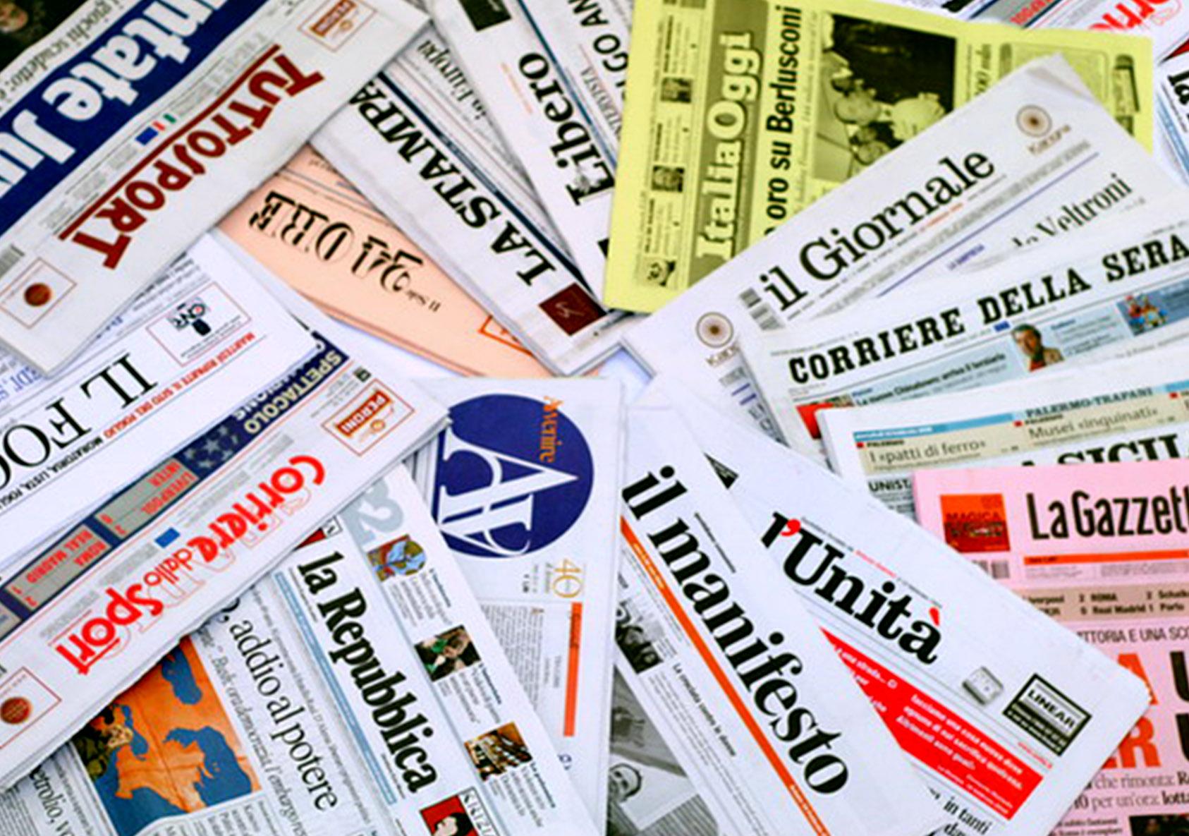 coprifuoco Lombardia la gestione dei media